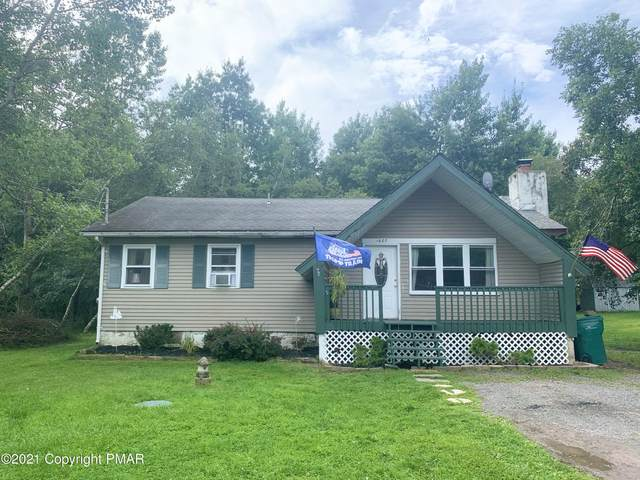 1607 Clover Rd, Long Pond, PA 18334 (MLS #PM-90815) :: Smart Way America Realty