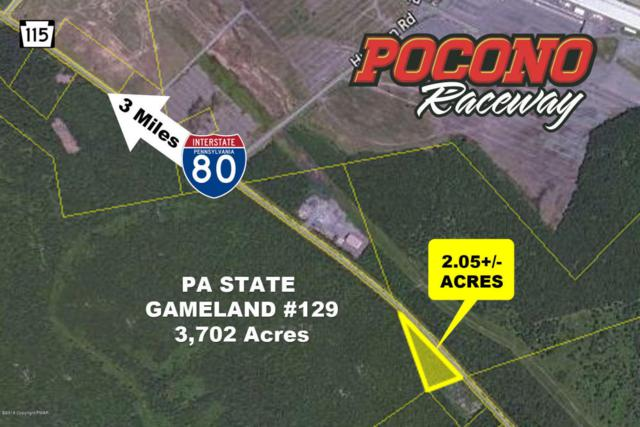 Pa 115, Long Pond, PA 18334 (MLS #PM-51898) :: RE/MAX Results
