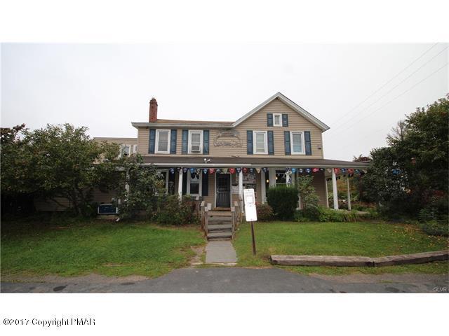 593 Main St, Tobyhanna, PA 18466 (MLS #PM-51187) :: RE/MAX of the Poconos