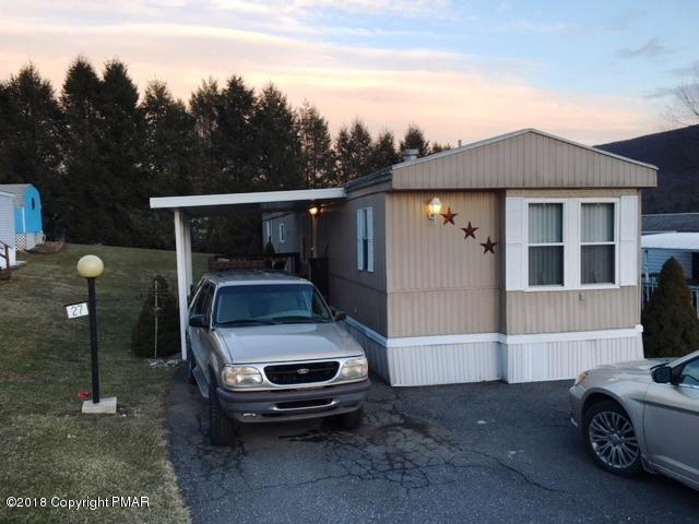 27 Hill Side Pl, Kunkletown, PA 18058 (MLS #PM-53975) :: RE/MAX of the Poconos