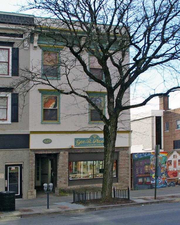 619 Main St, Stroudsburg, PA 18360 (MLS #PM-54530) :: Keller Williams Real Estate
