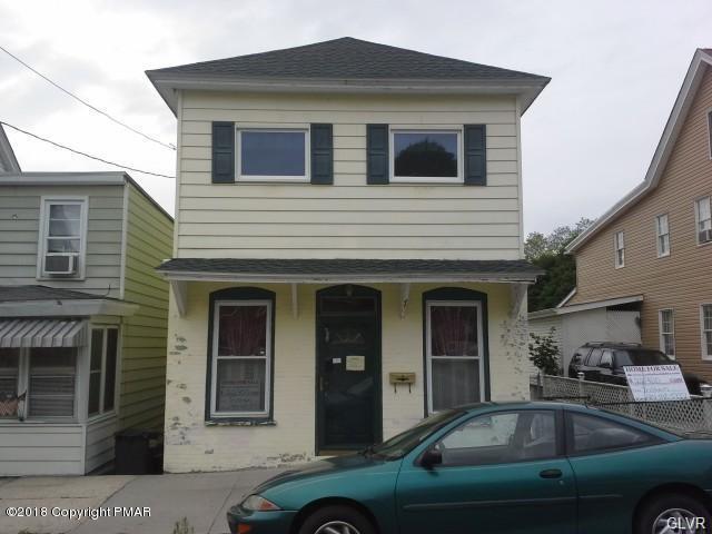 440 W White St, Summit Hill, PA 18250 (MLS #PM-54806) :: RE/MAX Results