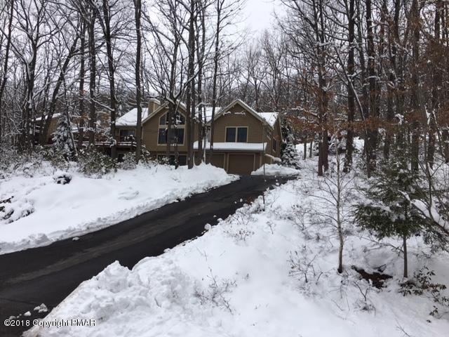 460 Spruce Dr, Tannersville, PA 18372 (MLS #PM-55436) :: RE/MAX Results