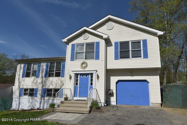 5033 S Pine Ridge Rd, East Stroudsburg, PA 18302 (MLS #PM-57398) :: RE/MAX of the Poconos