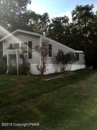 27 Valley Gorge Mobile Home Park, White Haven, PA 18661 (MLS #PM-57886) :: RE/MAX of the Poconos