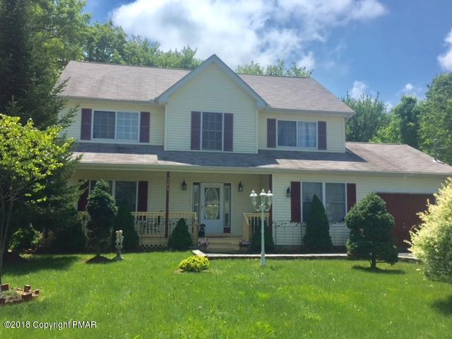 1170 Glade Dr South, Long Pond, PA 18334 (MLS #PM-58064) :: RE/MAX Results