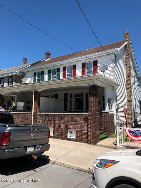 124 W White St, Summit Hill, PA 18250 (MLS #PM-58650) :: RE/MAX Results