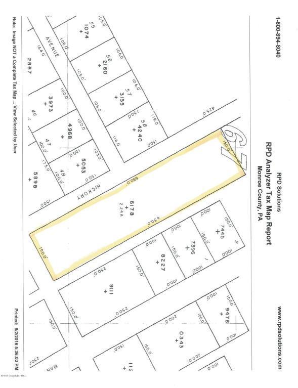 Hickory St, Mount Pocono, PA 18344 (MLS #PM-59449) :: RE/MAX Results