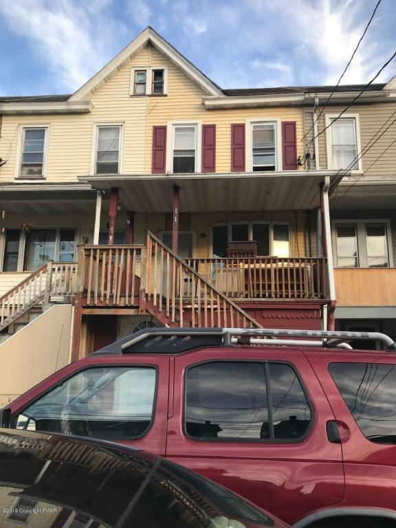 119 W Railroad St, Nesquehoning, PA 12864 (MLS #PM-59848) :: RE/MAX Results