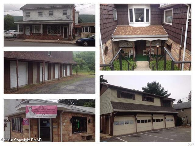 332 - 334 E Catawissa St, Nesquehoning, PA 18240 (MLS #PM-60014) :: RE/MAX Results
