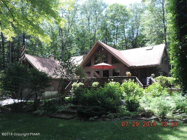 141 W Lake Drive West Dr, Gouldsboro, PA 18424 (MLS #PM-60270) :: RE/MAX Results