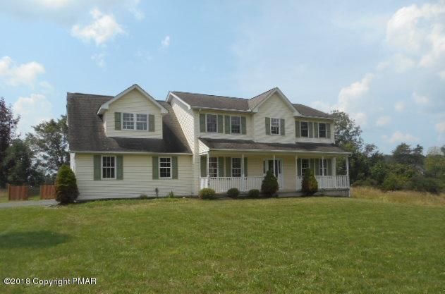 631 Marion Ln, Brodheadsville, PA 18322 (MLS #PM-60568) :: RE/MAX Results