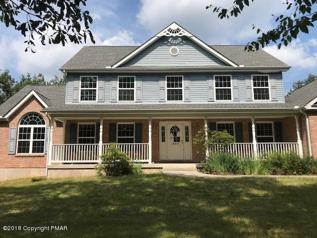 338 Valley View Dr, Albrightsville, PA 18210 (MLS #PM-60728) :: RE/MAX Results