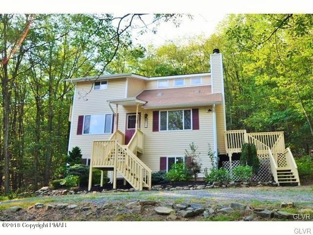 854 Lower Mountain Dr, Effort, PA 18330 (MLS #PM-61382) :: RE/MAX of the Poconos