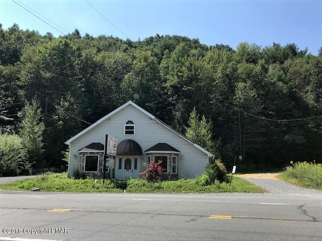 2725 Route 115, Effort, PA 18330 (MLS #PM-62039) :: RE/MAX of the Poconos
