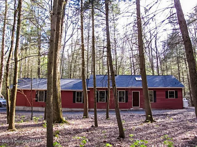 619 Pensyl Creek Rd, Stroudsburg, PA 18360 (MLS #PM-62265) :: RE/MAX of the Poconos