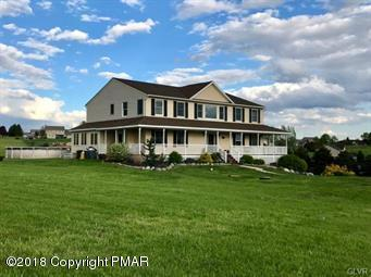350 True Blue Rd, Bangor, PA 18013 (MLS #PM-62315) :: Keller Williams Real Estate