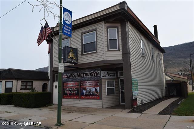 468 Delaware Ave, Palmerton, PA 18071 (MLS #PM-63308) :: Keller Williams Real Estate