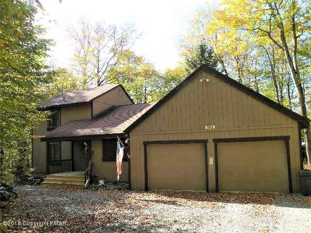 193 Elk Run Road, Pocono Lake, PA 18347 (MLS #PM-63385) :: RE/MAX Results
