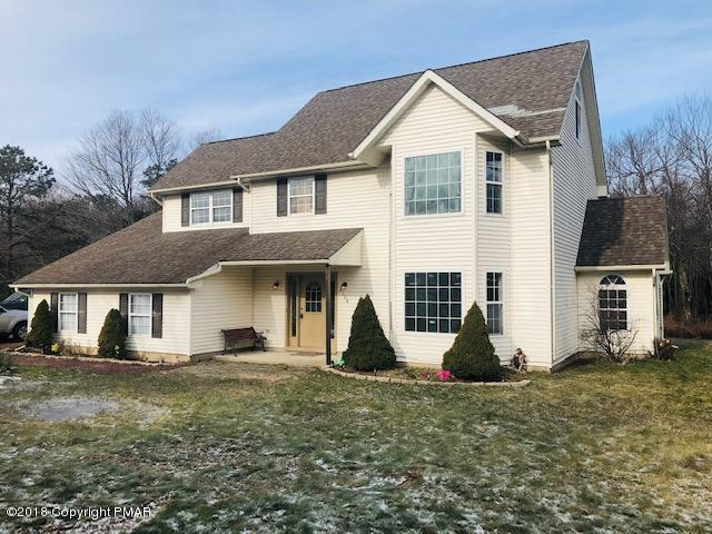 2108 Estates Dr, Blakeslee, PA 18610 (MLS #PM-63687) :: Keller Williams Real Estate