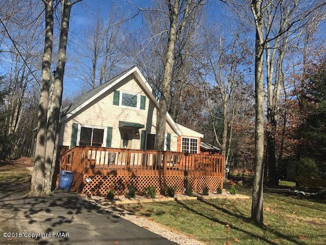 232 Nadine Blvd, Tobyhanna, PA 18466 (MLS #PM-63991) :: Keller Williams Real Estate