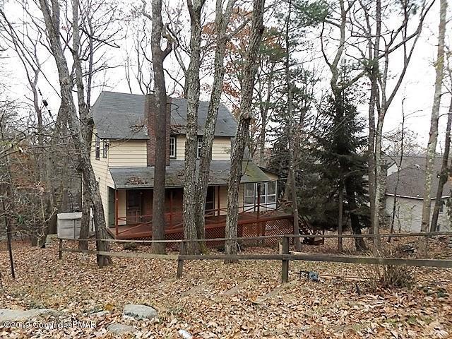 208 Old Hemlock Ln, Buck Hill Falls, PA 18323 (MLS #PM-64404) :: Keller Williams Real Estate