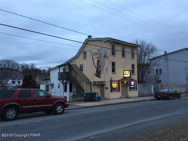 315-317 N Railroad St, Tamaqua, PA 18252 (MLS #PM-64593) :: Keller Williams Real Estate