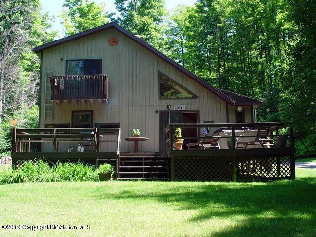 16 East Lake Road, Madison Township, PA 18444 (MLS #PM-65646) :: Keller Williams Real Estate