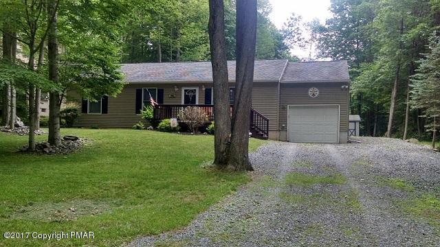 126 Mountain View Drive, Pocono Lake, PA 18347 (MLS #PM-65928) :: RE/MAX of the Poconos