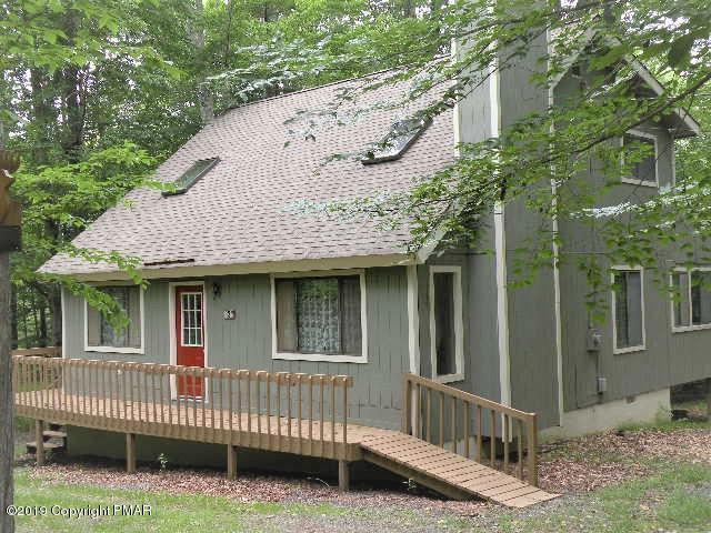 333 Selig Road, Pocono Lake, PA 18347 (MLS #PM-66498) :: Keller Williams Real Estate