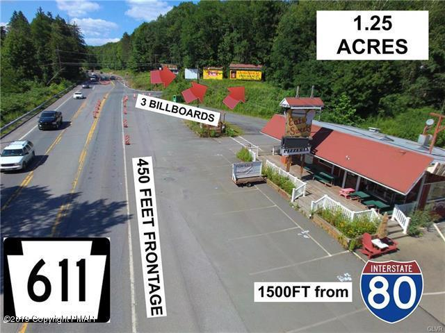 2477 Route 611, Scotrun, PA 18355 (MLS #PM-66953) :: RE/MAX of the Poconos