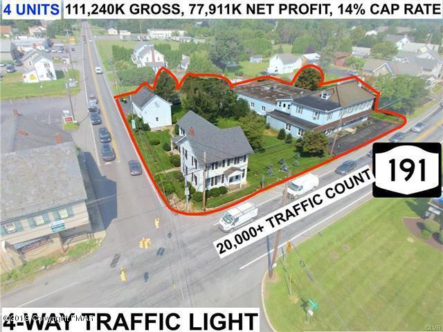 4358 Newburg Rd, Nazareth, PA 18064 (MLS #PM-66995) :: Keller Williams Real Estate