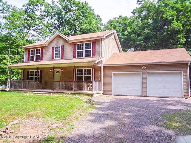 6 Pine Tree Road, Albrightsville, PA 18210 (MLS #PM-67099) :: RE/MAX of the Poconos