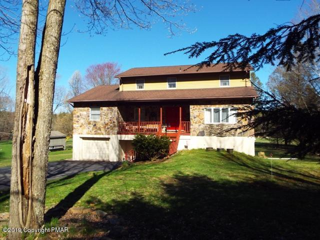116 Black Bear Pass, Lake Harmony, PA 18624 (MLS #PM-67237) :: Keller Williams Real Estate