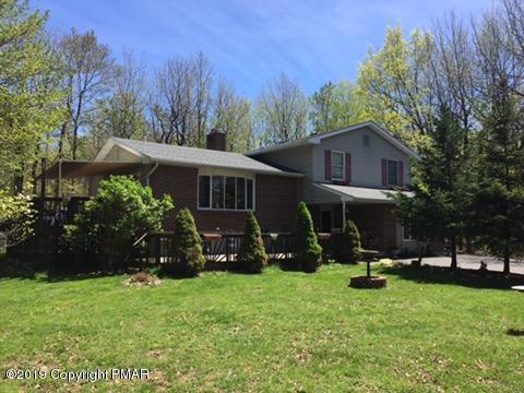 121 Cold Spring Dr, Jim Thorpe, PA 18229 (MLS #PM-67923) :: Keller Williams Real Estate
