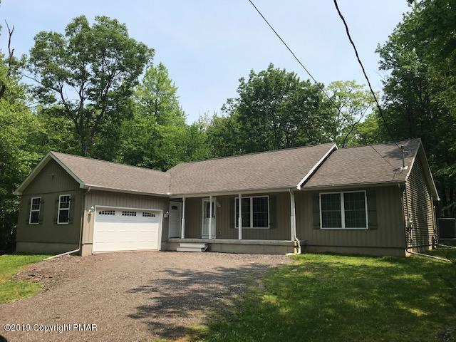 22 Locust Dr, Jim Thorpe, PA 18229 (MLS #PM-68720) :: Keller Williams Real Estate
