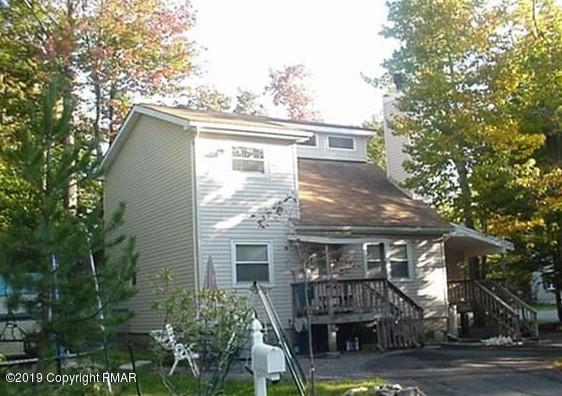 6445 Marvin Gdns, Tobyhanna, PA 18466 (MLS #PM-69217) :: Keller Williams Real Estate