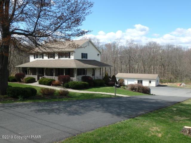 2071 Route 209, Brodheadsville, PA 18322 (MLS #PM-69632) :: Keller Williams Real Estate