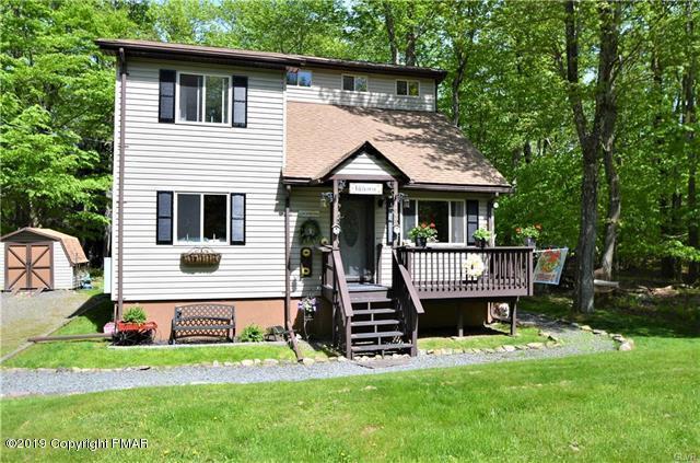 1063 Oneida Dr, Gouldsboro, PA 18424 (MLS #PM-69991) :: Keller Williams Real Estate