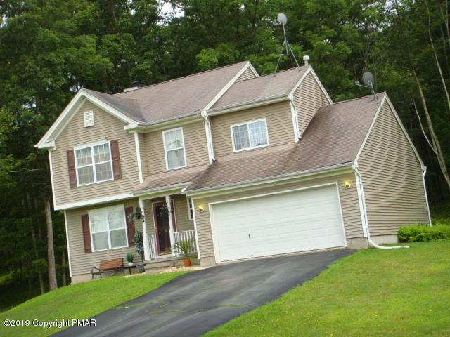1006 Dorset Dr, Bushkill, PA 18324 (MLS #PM-71008) :: Keller Williams Real Estate