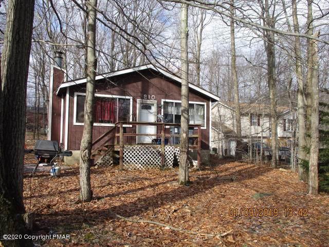 810 Trafalgar Rd, Tobyhanna, PA 18466 (MLS #PM-75267) :: Keller Williams Real Estate