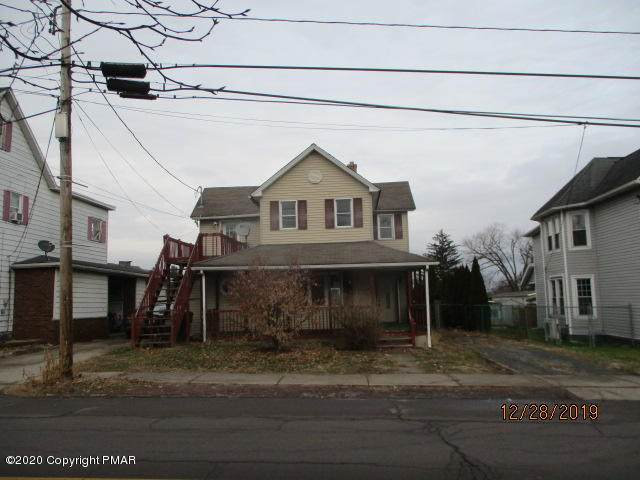 441 W 8th St, West Wyoming, PA 18644 (MLS #PM-75500) :: Keller Williams Real Estate