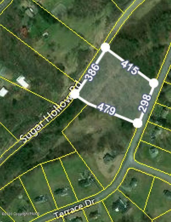 Lr 45042/Sugar Hollow Rd, Saylorsburg, PA 18353 (MLS #PM-75864) :: Keller Williams Real Estate