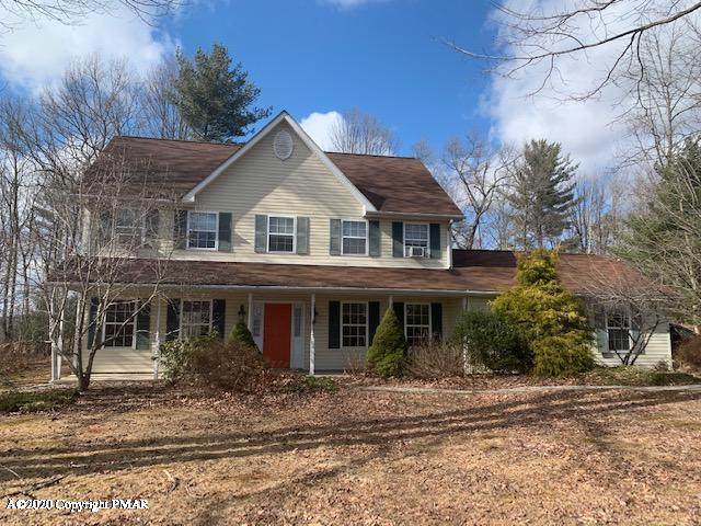 114 Spring House Dr, Saylorsburg, PA 18353 (MLS #PM-76538) :: Keller Williams Real Estate