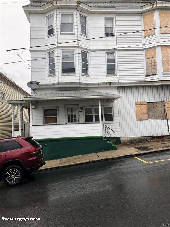 169 2nd St, Coaldale, PA 18218 (MLS #PM-76803) :: RE/MAX of the Poconos
