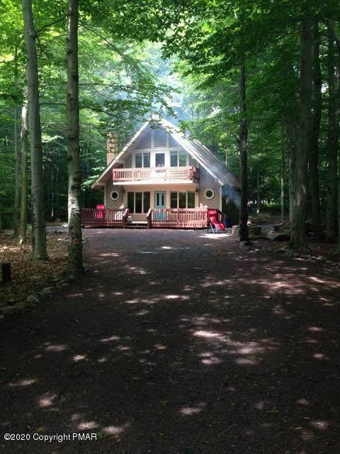 116 Tunkhannock Trail, Pocono Pines, PA 18350 (MLS #PM-77498) :: RE/MAX of the Poconos