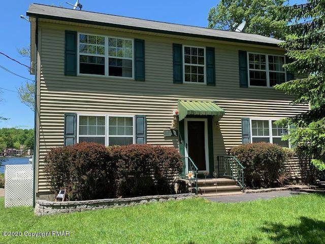 1481 Waterfront Dr, Tobyhanna, PA 18466 (MLS #PM-77674) :: Kelly Realty Group