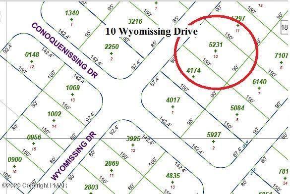10-1804-18 Wyomissing Dr, Pocono Lake, PA 18347 (MLS #PM-77733) :: Keller Williams Real Estate