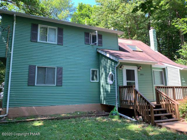 9866 Deerwood Dr, Tobyhanna, PA 18466 (MLS #PM-79026) :: Keller Williams Real Estate