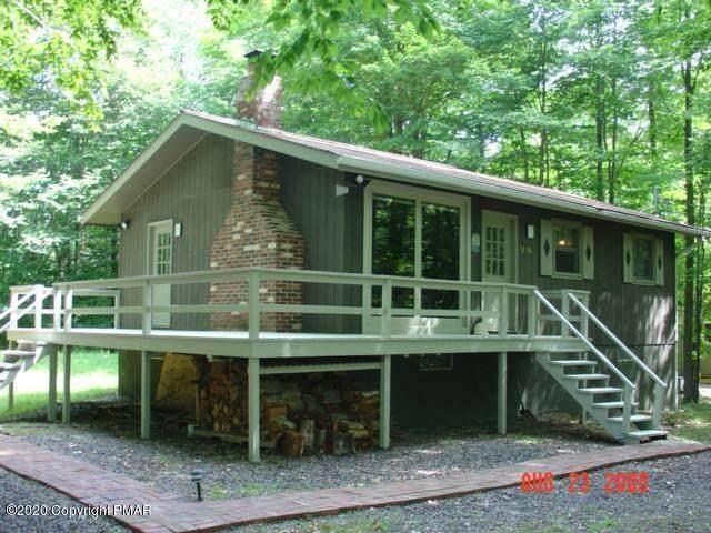 33 S Lehigh River Dr, Gouldsboro, PA 18424 (MLS #PM-79985) :: Keller Williams Real Estate